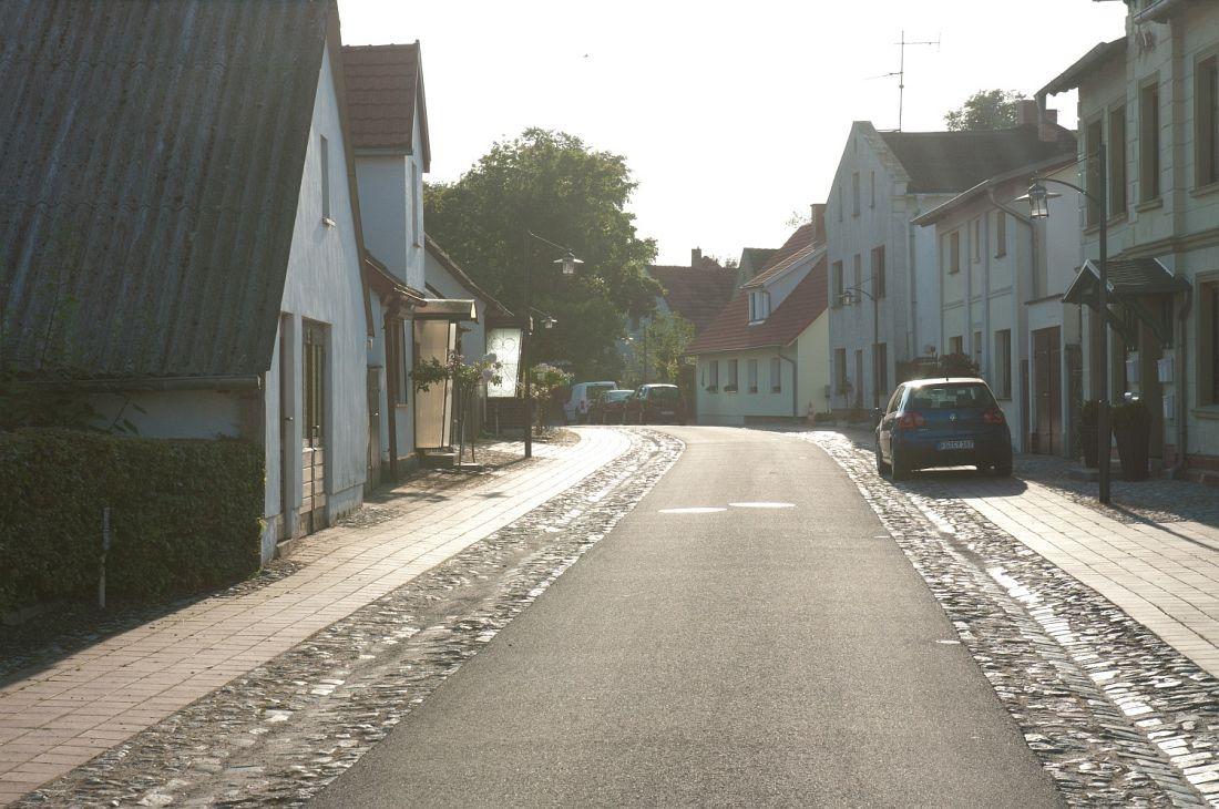 SB Friedensstraße Gingst