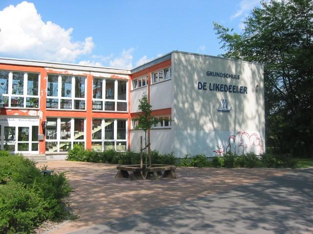 Schulhof Rövershagen