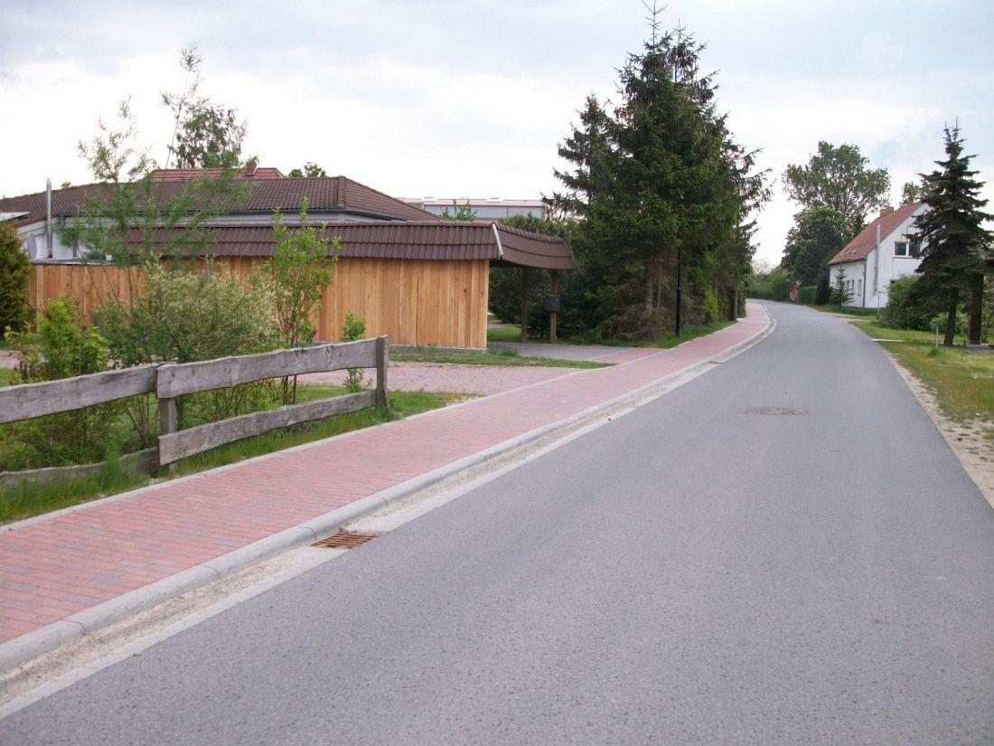Dorfstraße Purkshof