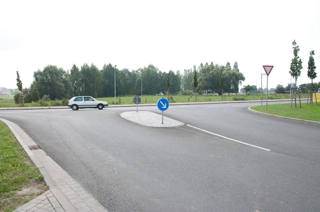 SB Bahnhofstrasse Pasewalk