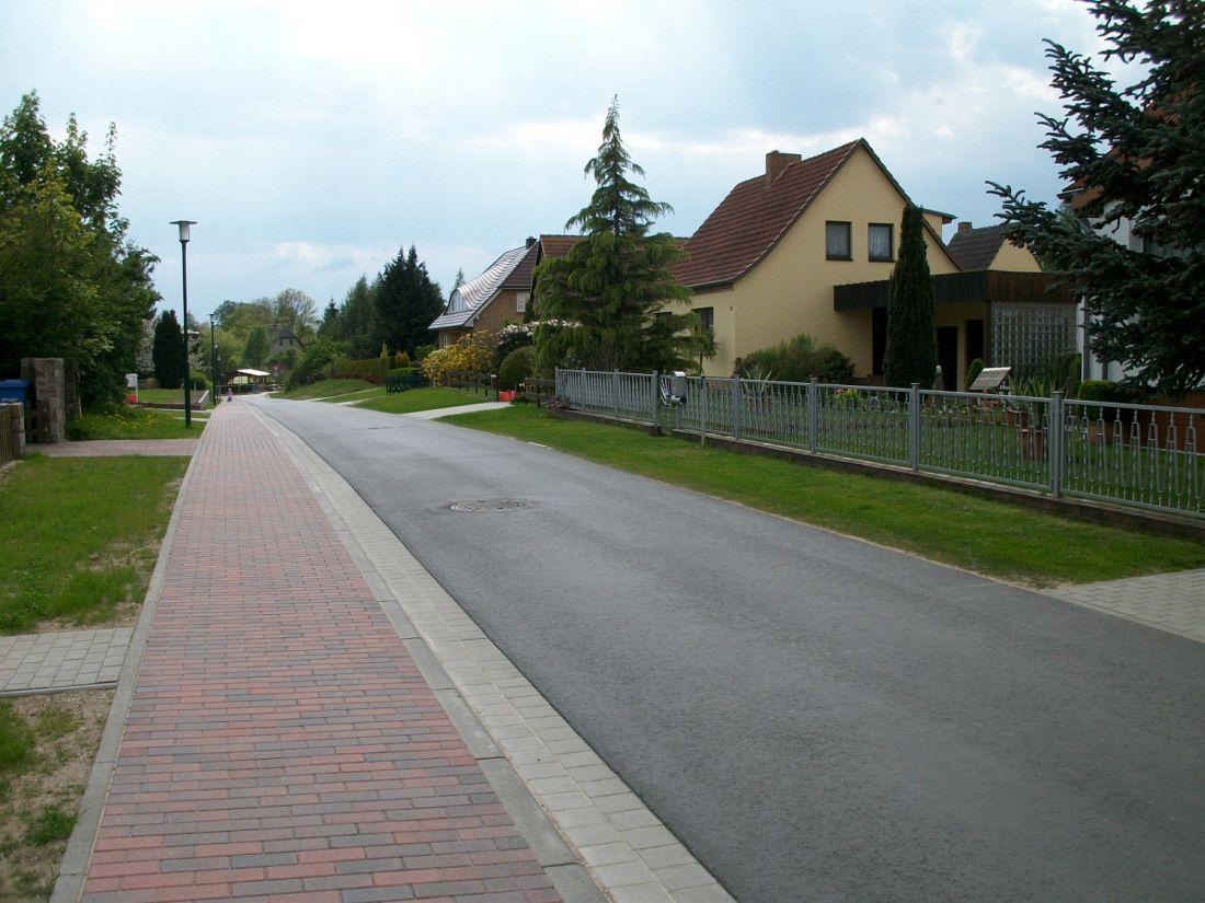 Wegebau Blankenhagen Wulfshäger Straße